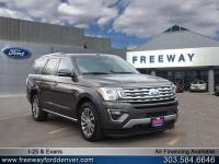 Magnetic Metallic 2018 Ford Expedition Limited 4WD