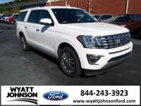 CARFAX One-Owner. Clean CARFAX. Oxford White 2018 Ford