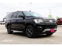 Shadow Black 2018 Ford Expedition XLT 4WD 10-Speed