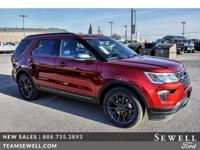 2018 Ford EXPLORER - Sewell Ford Lincoln has been