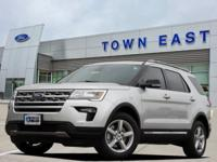 2018 Ford Explorer XLT Town East Ford uses a 3rd party