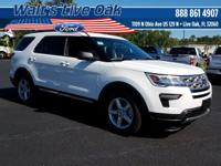 New Price! 2018 Explorer Ford Clean CARFAX. Buy From