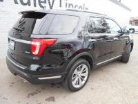 4WD+PRICED TO GO!! 2018 Ford Explorer Limited 4WD.