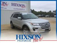 Hixson Ford of Monroe is excited to offer this 2018