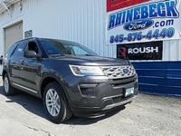 AWD. New Price! Magnetic 2018 Ford Explorer XLT AWD