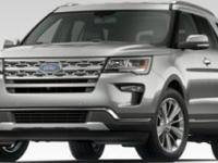 $1,500 off MSRP! 2018 Ford Explorer XLT   We are having