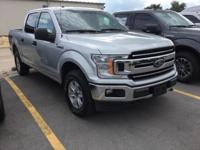 Recent Arrival! Ford F-150 King Ranch Silver 4WD