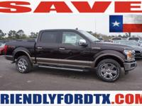 Scores 22 Highway MPG and 16 City MPG! This Ford F-150
