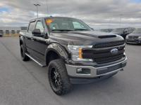 2018 Ford F-150 Lariat 4WD 10-Speed Automatic 5.0L V8