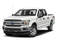 CARFAX One-Owner. White 2018 Ford F-150 XLT 4WD