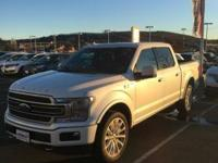 Almost NEW 2018 Ford F-150 Limited.in 4WD. Navigation