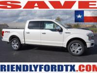 Boasts 22 Highway MPG and 16 City MPG! This Ford F-150