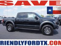 Boasts 18 Highway MPG and 15 City MPG! This Ford F-150