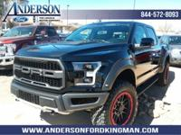 Shadow Black 2018 Ford F-150 Raptor Roush Package 4WD