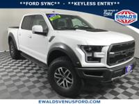 RARE 2018 RAPTOR! LOCAL TRADE ON A CUSTOM TRUCK! 802A