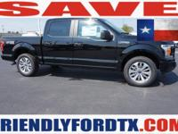 Boasts 26 Highway MPG and 20 City MPG! This Ford F-150