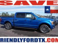 Scores 25 Highway MPG and 18 City MPG! This Ford F-150