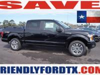 Scores 26 Highway MPG and 20 City MPG! This Ford F-150
