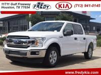 This 2018 Ford F-150 XL is a great option for folks