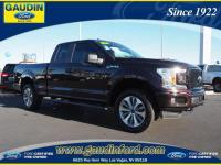 **Ford Certified** This 2018 F-150 has been Ford
