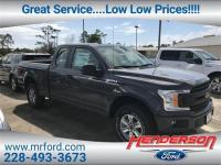 New Price! Lead Foot 2018 Ford F-150 XL 4WD 6-Speed