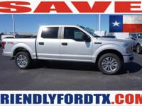 This Ford F-150 boasts a Regular Unleaded V-8 5.0 L/302