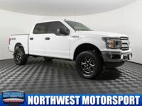 Clean Carfax One Owner 4x4 Truck with New Les Schwab