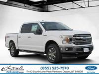 Boasts 23 Highway MPG and 18 City MPG! This Ford F-150
