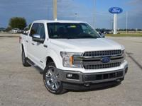 This spotless, low mileage Ford F150 Lariat SuperCrew