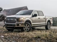FORD CERTIFED PRE-OWNED 2018 Ford F-150 XLT 4WD