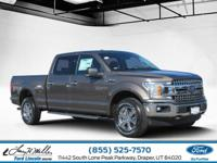 Delivers 23 Highway MPG and 17 City MPG! This Ford