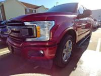 This 2018 Ford F-150 XLT is proudly offered by Powell