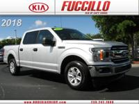 You can find this 2018 Ford F-150 XL 2WD SuperCrew 5.5'