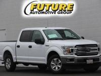 This 2018 Ford F-150 XLT is proudly offered by Future