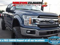 Options:  2018 Ford F-150 Xlt|Miles: 14955Color: Blue