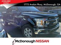 Check out this 2018 Ford F-150 XLT. Its Automatic