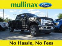 Magnetic 2018 Ford F-250SD Lariat Power Stroke 6.7L V8