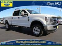 **Ford Certified** This 2018 F-250 has been Ford