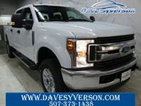 Oxford+White+2018+Ford+F-350SD+XL+4WD+6-Speed+Automatic