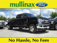 Shadow Black 2018 Ford F-350SD Lariat Power Stroke 6.7L