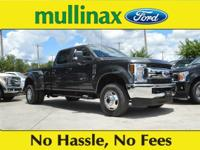 Magnetic 2018 Ford F-350SD XL Power Stroke 6.7L V8 DI