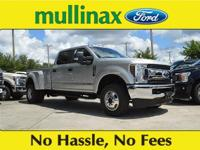 $4,423 off MSRP! Ingot Silver 2018 Ford F-350SD XL