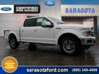 LARIAT PACKAGE*4X4*5.0L V8 ENGINE*A/C AND HEATED