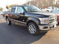 King Ranch 4WD 10-Speed Automatic EcoBoost 3.5L V6 GTDi