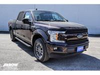 New Price! Magma Red 2018 Ford F-150 Lariat 4WD