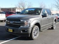 New Price! Magnetic 2018 Ford F-150 Lariat 4WD 10-Speed