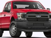Magma Red 2018 Ford F-150 Lariat 4WD 10-Speed EcoBoost