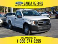 *2018 Ford F150 XL* - RegCab Pickup - V6 3.3L Engine -