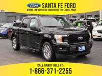 *2018 Ford F150 STX - C*rew cab pickup - V6 2.7L Engine