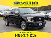 *2018 Ford F150 XL - *Super cab pick up - V6 2.7L